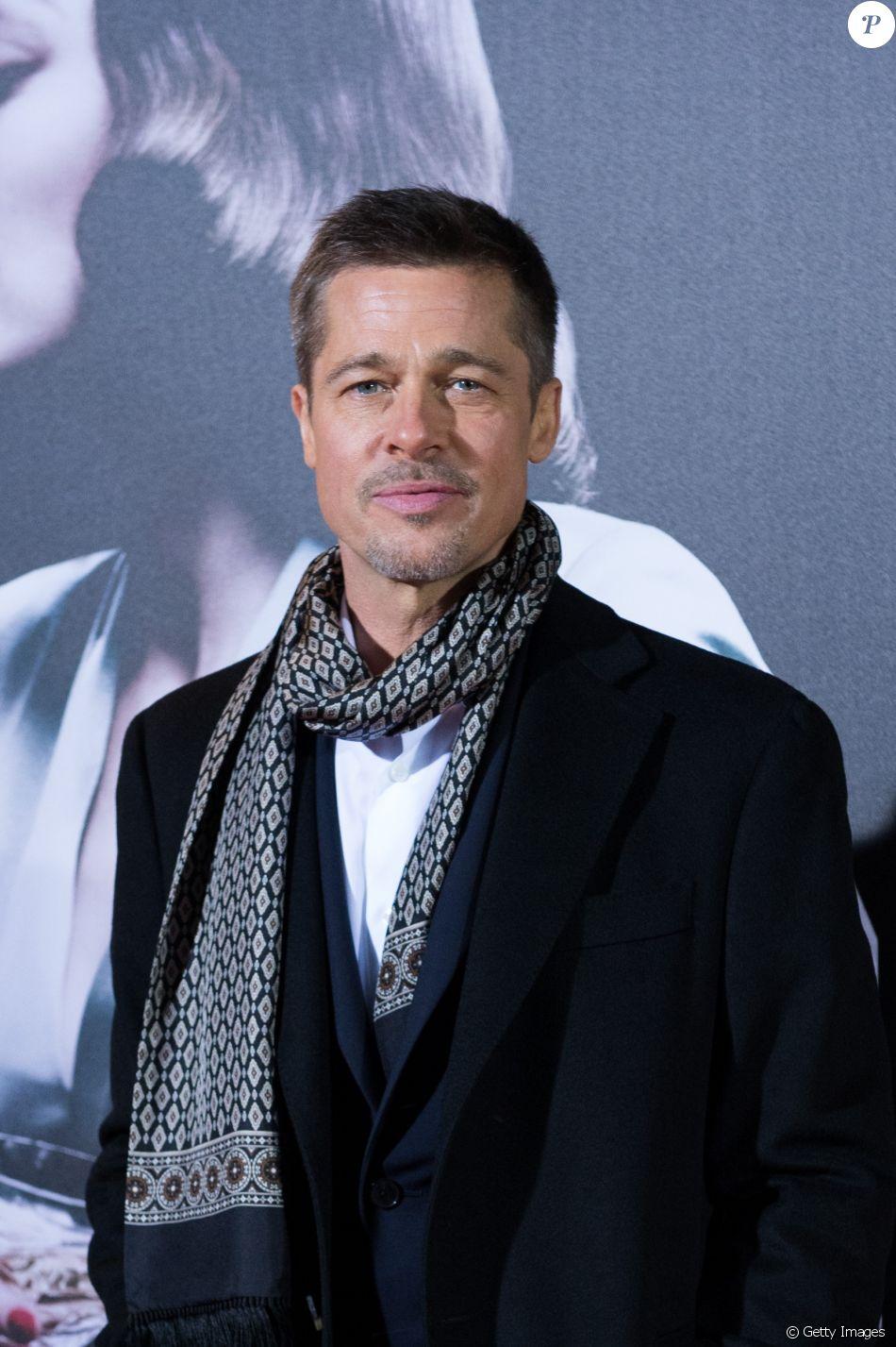 Brad Pitt pediu sigilo de documentos de seu divórcio com Angelina Jolie, mas juiz negou a solicitação nesta quarta-feira, dia 07 de dezembro de 2016