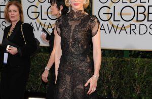 Globo de Ouro 2014: confira o look das famosas no tapete vermelho do evento