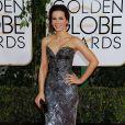 Kate Beckinsaleusou um vestido da grife Zuhair Murad no Globo de Ouro 2014
