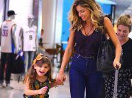 Grazi Massafera aponta qualidade mais parecida com a filha, Sofia: 'O humor'