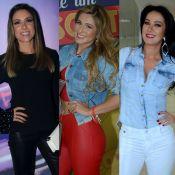 Patricia Abravanel se recusa a dividir 'Fantasia' com Lívia Andrade e Ganzarolli