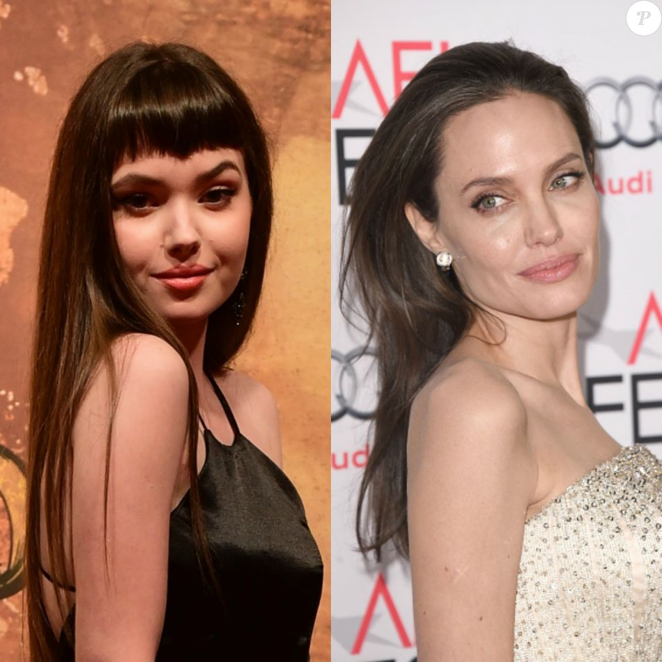 Atriz de 'Dois Irmãos' rejeita comparações com Angelina Jolie em entrevista ao Purepeople durante a coletiva de imprensa de 'Dois Irmãos', na última terça-feira, dia 06 de dezembro de 2016