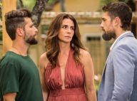 Novela 'Sol Nascente': Cesar arma e Mario termina namoro com Alice