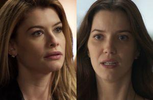 Novela 'Rock Story': Diana vê Júlia na casa de Gui e desconfia dos dois