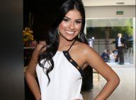 Ex-BBB Munik aceita pedido de casamento de Anderson Felício: 'Estou muito feliz'