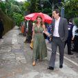 O artista plástico Vik Muniz se casou neste sábado, 10 de dezembro de 2016, no Rio de Janeiro, e recebeu convidados famosos como Maitê Proença, Zeca Camargo, Glória Maria e Regina Casé