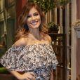 Bruna Hamú está grávida de 3 meses de Júlio, seu seu primeiro filho com o empresário Diego Moregola