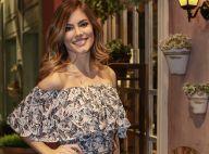 Bruna Hamú comenta mudanças no corpo no 3º mês de gravidez: 'Não tem como fugir'