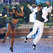 Felipe Simas surpreende e tira vitória de Sophia Abrahão no 'Dança dos Famosos'