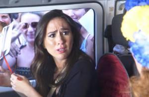 'Amor à Vida': Valdirene é surpreendida por fãs ao chegar em casa após 'BBB 14'