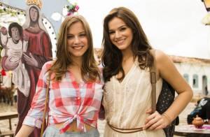 Alice Wegmann será rival de Bruna Marquezine em 'Em Família': 'Nos divertimos'