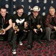 U2 é campeã da história da premiação com 22 troféus.