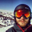 Empolgados com a neve e com o esporte que aprenderam, o esqui, eles publicaram várias fotos nas redes sociais com elogios sobre o local
