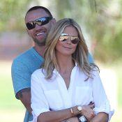 Heidi Klum e o guarda-costas Martin Kirsten terminam namoro após 1 ano e meio