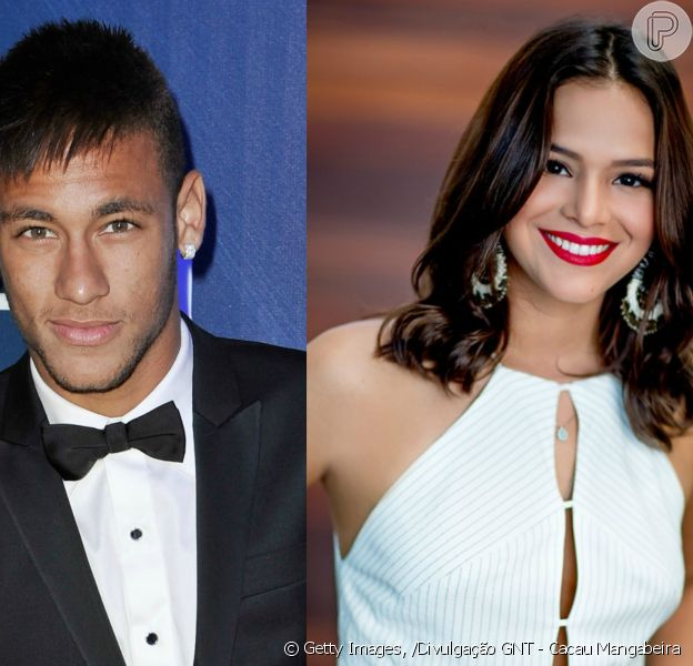 Neymar quer ficar noivo de Bruna Marquezine e pretende presentear a atriz com uma aliança, diz o colunista Leo Dias, do jornal 'O Dia', nesta segunda-feira, 23 de janeiro de 2017