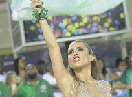 Carnaval: Wanessa arrasa no samba em ensaio da Mocidade. 'Emocionada'