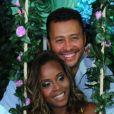 Roberta Rodrigues e Guilherme Guimarães estão noivos