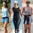 Moda fitness: Patricia Poeta mostra que é fashion e arrasa nos looks ao se exercitar