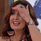 Fátima Bernardes se diverte com rap de Marcelo Adnet: 'Tá na pista, tá solteira'
