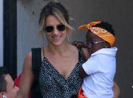 Títi posa de biquíni estiloso para a mãe, Giovanna Ewbank: 'Minha abelhinha'