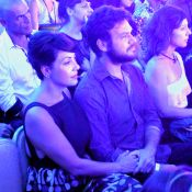 Fabiula Nascimento e Emilio Dantas, de mãos dadas, prestigiam premiação. Fotos!