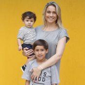 Fernanda Gentil homenageia filhos com tatuagem: 'Pra sempre na minha pele'