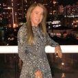 Zilu Camargo está passando uma tempora de férias em Miami, nos Estados Unidos