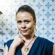 Giulia Gam viveria Carlota Joaquina em 'Novo Mundo' e pediu afastamento por questões de saúde