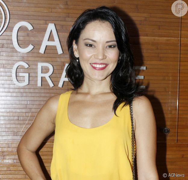 Geovanna Tominaga vai fazer uma participação especial nos próximos capítulos da novela 'Sol Nascente'