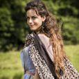 Dom Pedro (Caio Castro) se encanta por Noémie (Luisa Micheletti) antes mesmo de ele conhecer e se casar com Leopoldina (Letícia Colin) na novela 'Novo Mundo'