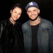 Grávida, Yanna Lavigne tem barriga comparada com a de Bruno Gissoni: 'Madachopp'