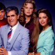 Em 1990, ela retornou à televisão estrelando Cuando llega el amor, onde ela cantou a música tema da telenovela e ganhou o Prêmio de Melhor Atriz no 'TV y Novelas'