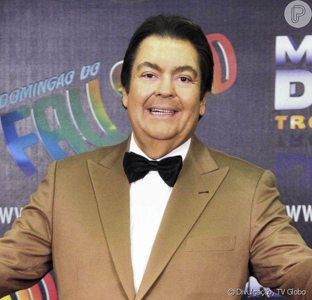 Faustão confirma participação no desfile da Beija-Flor de Nilópolis no Carnaval 2014, que vai homenagear o ex-diretor da Globo Boni, em 11 de fevereiro de 2014