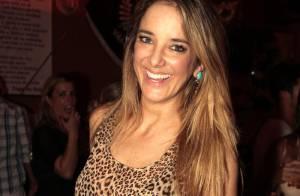 Ticiane Pinheiro garante estar solteira: 'Quando namorar, vou avisar'