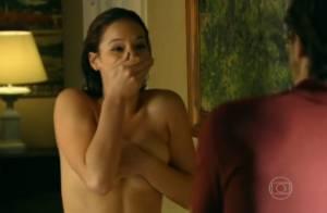 Bruna Marquezine conta que cena nua de 'Em Família' foi gravada por mulheres