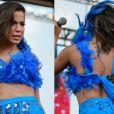 Anitta rebateu as críticas sobre exibir o bumbum em shows: ' Estou nem aí para as críticas'