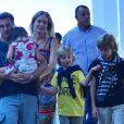 Luciano Huck batizou o iate de Bejoa, homenagem aos seus três filhos com Angélica - Benício, Joaquim e Eva