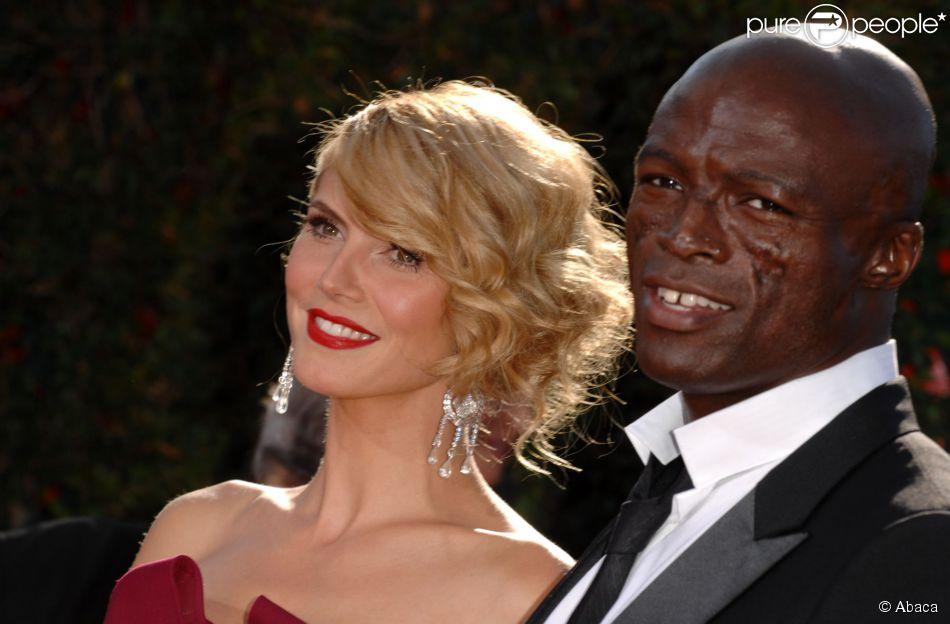 Heidi Klum e Seal retomam casamento depois que ex-modelo ... Jennifer Aniston Brad Pitt