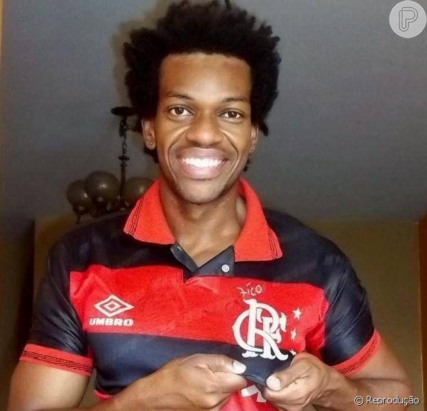 O Tribunal de Justiça do Rio de Janeiro mandou soltar o ator Vinícius Romão nesta terça-feira (25 de fevereiro de 2013)