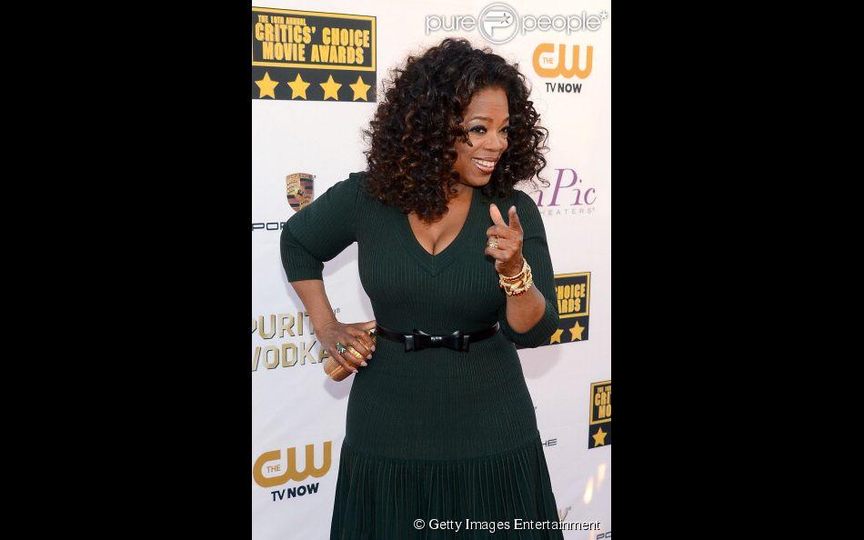 Oprah Winfrey fará produção de cinebiografia sobre o ativista Marthin Luther King;  Liam Neeson  é um dos atores cotados para o elenco