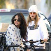 Michelle Rodriguez quer ter filhos com Cara Delevingne: 'Ela está feliz'