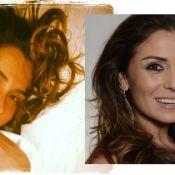 Famosas sem maquiagem: veja como ficam Giovanna Antonelli e outras ao natural