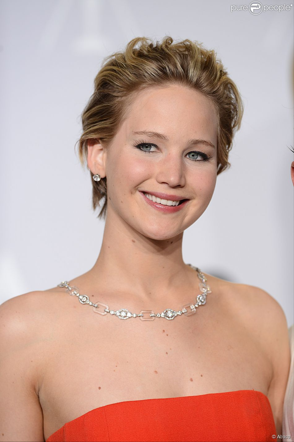 3810d8c4e Jennifer concorreu a estatueta de Melhor Atriz Coadjuvante por sua atuação  no filme  Trapaça