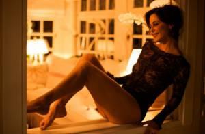 Guilhermina Guinle posa de lingerie e fala sobre o ex Benício: 'Ele é o Tufão'