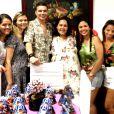 Netinho recebe o carinho de fãs de diversas partes do Brasil