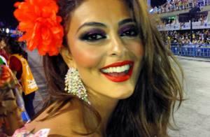 Juliana Paes é a nova rainha de bateria da Grande Rio, diz colunista