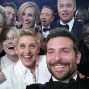Ellen DeGeneres recebe US$ 3 milhões para doação após 'selfie' do Oscar