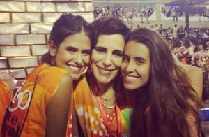 Antonia Morais, solteira, curte apenas um dia de Carnaval: 'Estou introspectiva'