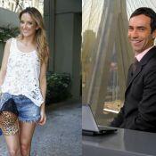Ticiane Pinheiro assume namoro com César Tralli: 'Muito felizes'