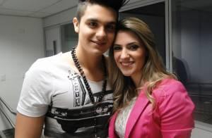 Luan Santana reata namoro com Jade Magalhães após quatro meses solteiro